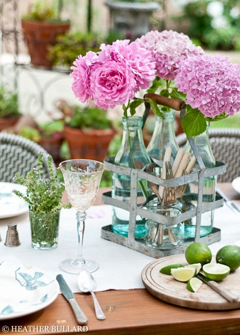 table styling heather bullard