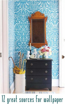 12 sources for wallpaper