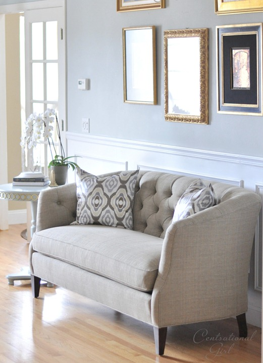 centsational girl tufted sofa