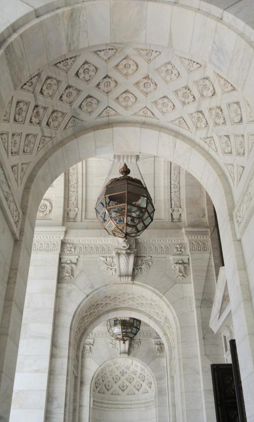 entry arches ny public library
