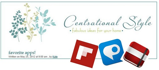 favorite apps centsational style