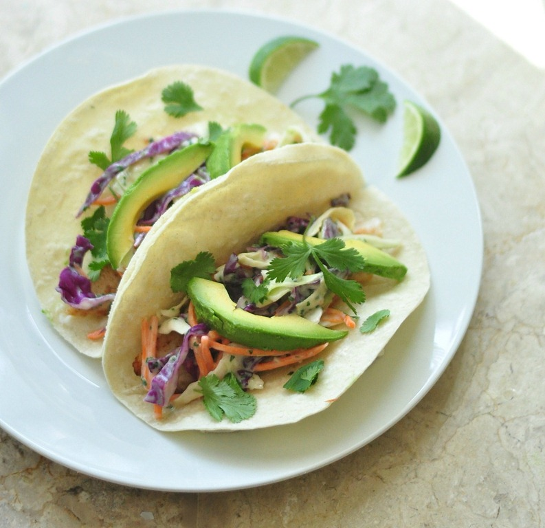 Chipotle Lime Fish Tacos Recipe — Dishmaps