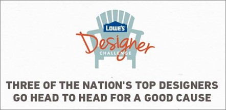 lowes designer challenge button