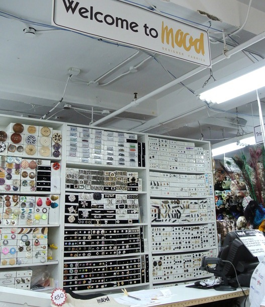 mood fabrics new york city