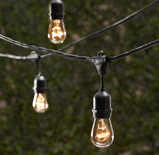 Outdoor String Lights Hardware