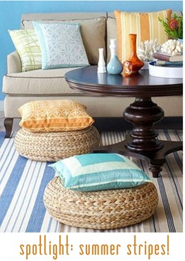 summer stripes spotlight