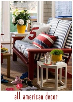 all american decor for bhg