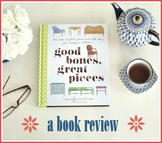 good bones great pieces book review