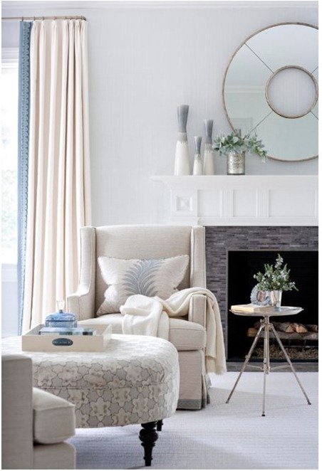 muse interiors mantel