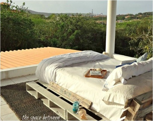 rooftop bed