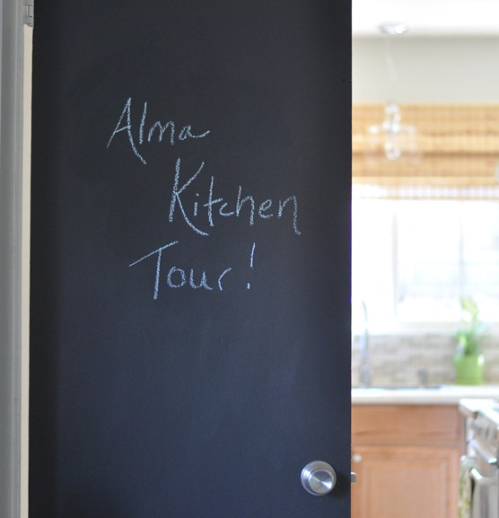 alma house kitchen tour