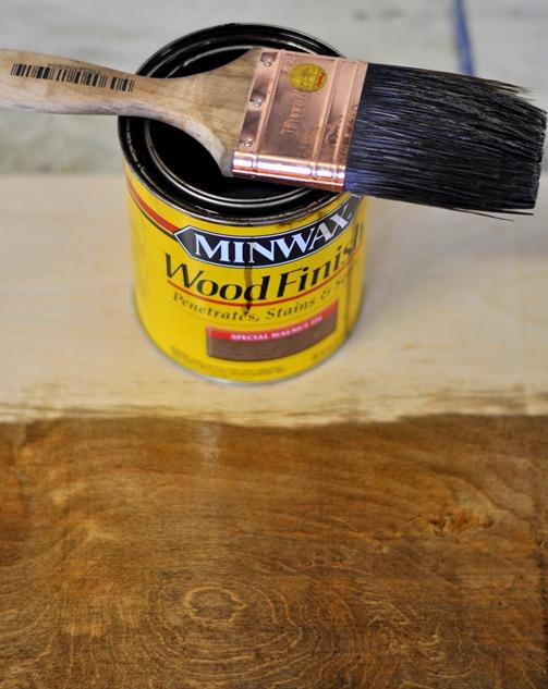 minwax special walnut stain