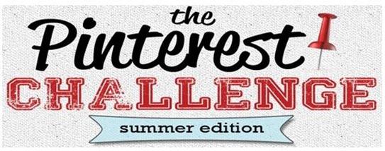pinterest challenge summer
