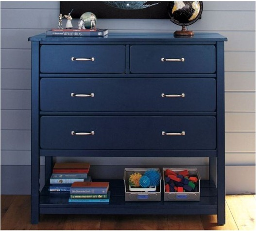 pottery barn camp dresser