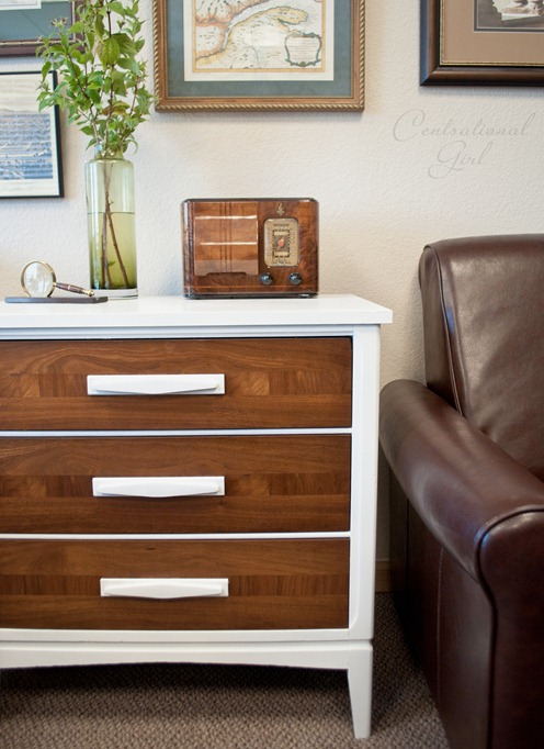 white wood chest centsational style