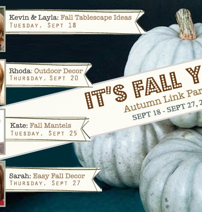 2012 fall link parties