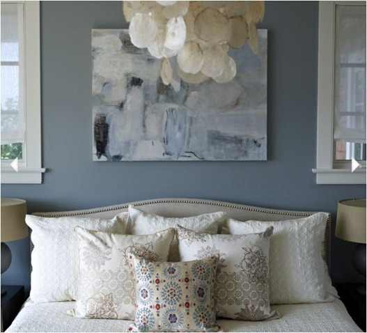 Ten things to hang above the bed centsational style - Over the bed art ...