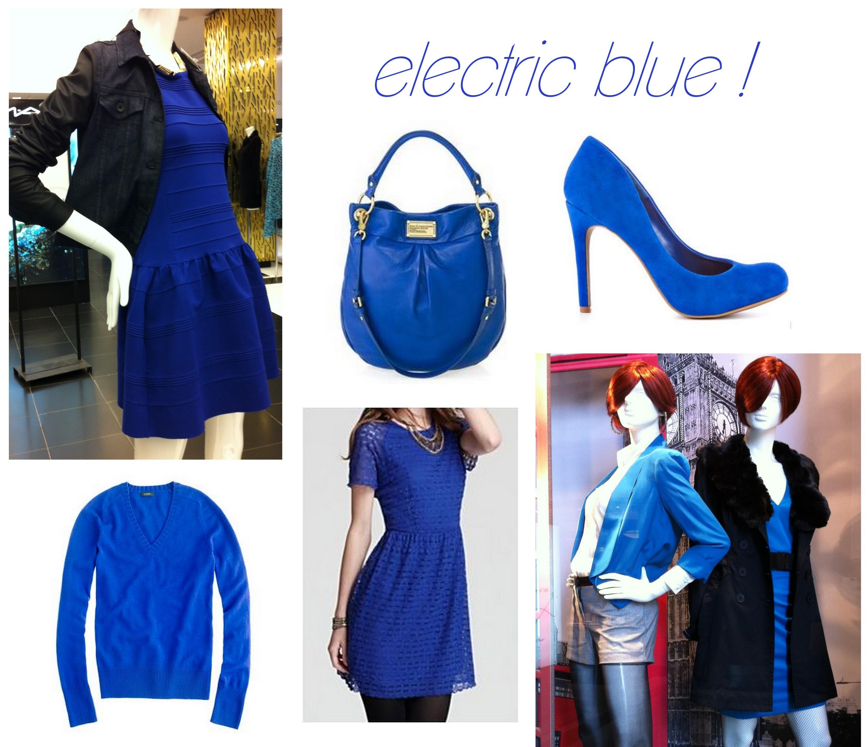 Royal Blue Dress Shoes For Women
