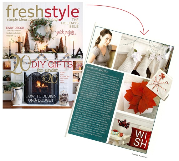 fresh style feature