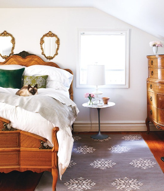 Ten Things To Hang Above The Bed Centsational Style