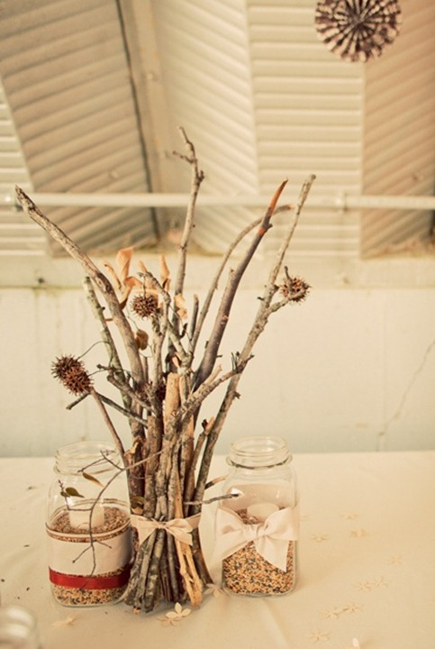 twig bouquet