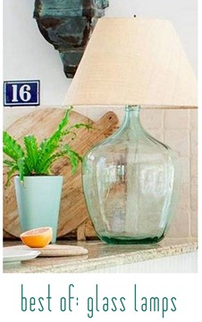 best of glass lamps
