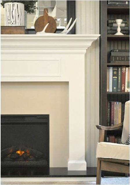 Build Your Own Fireplace Mantels