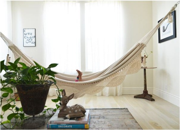 indoor hammock mycakies