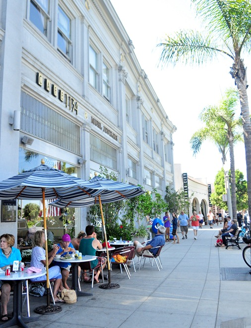 shops in coronado