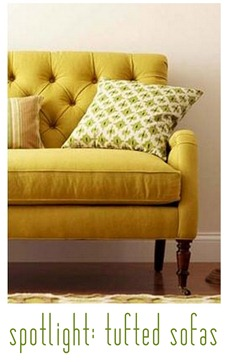 stpotlight tufted sofas