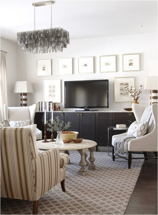 5 Ways to Decorate Around Your Television | TLCme | TLC