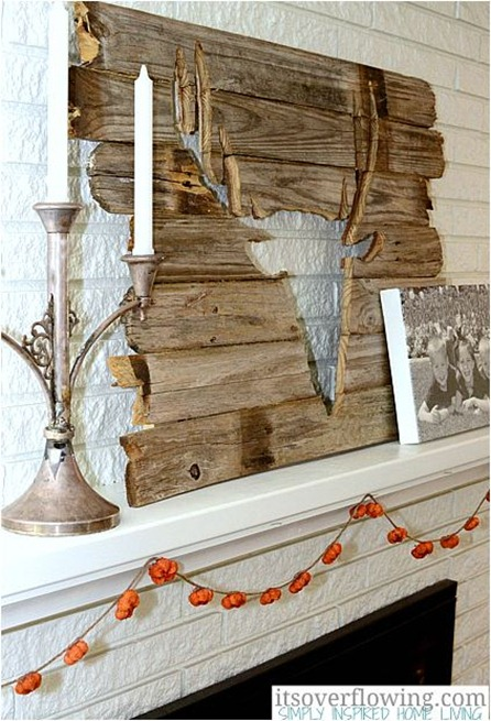 fall mantel itsoverflowing