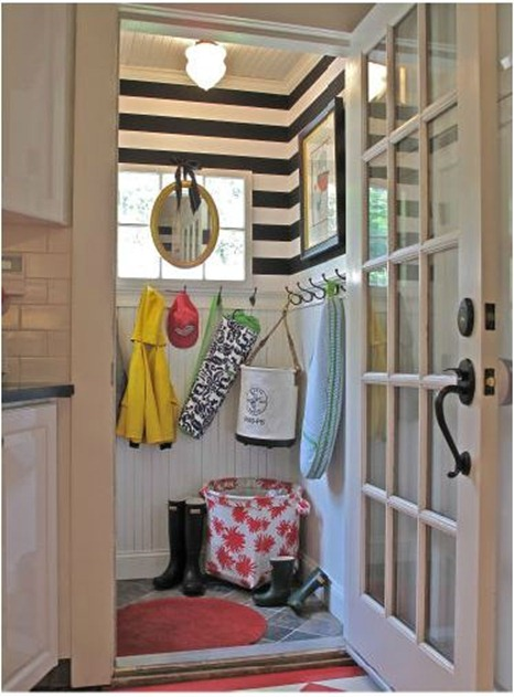 liz caan mudroom