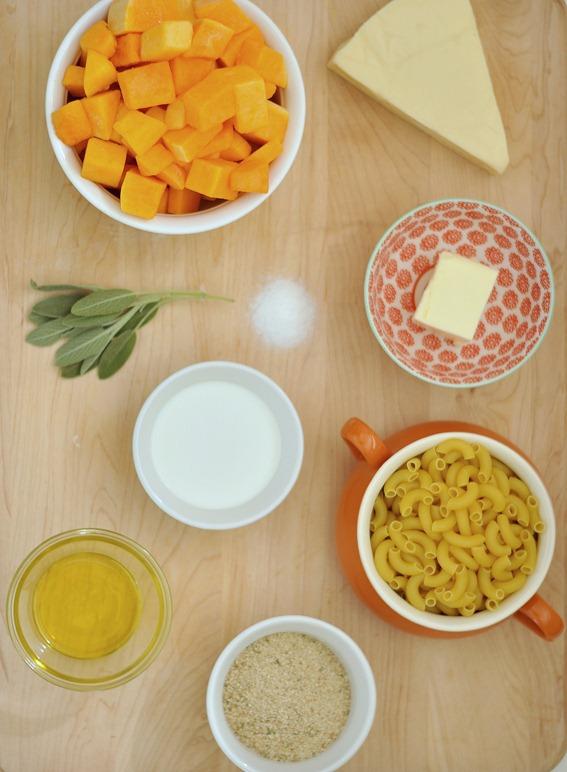 mac n cheese ingredients