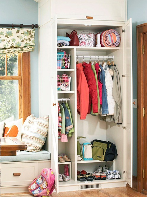mud room bhg