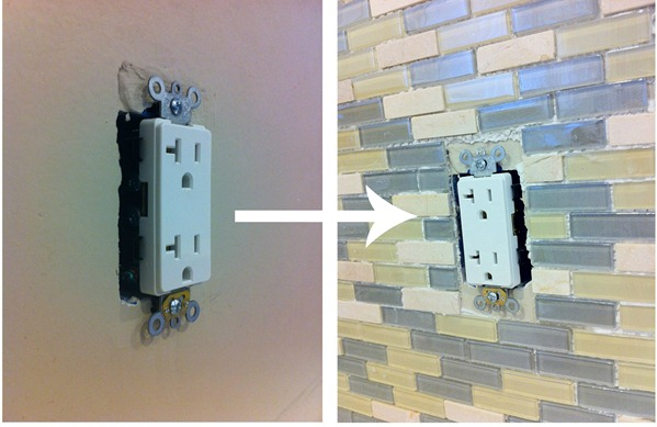 outlet extension