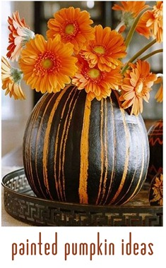painted pumpkins bhg