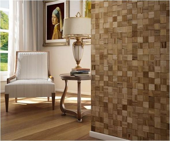 parquet wood tiles