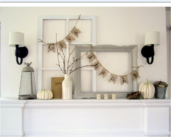 simple natural mantel proverbs31girl