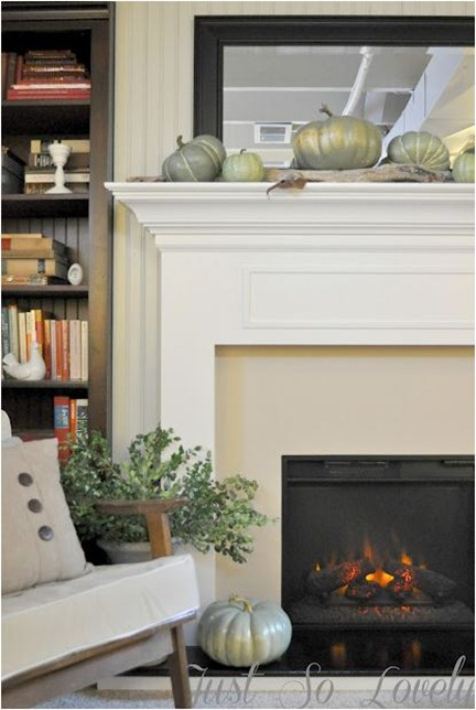 simple neutral mantel justourlovelylife