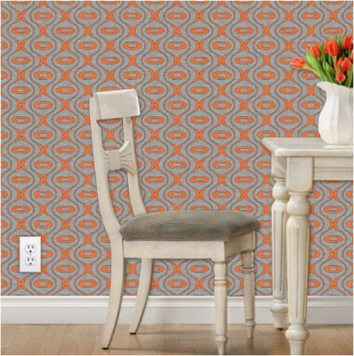 spoonflower wallpapers