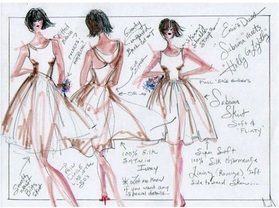unrealized work sketch