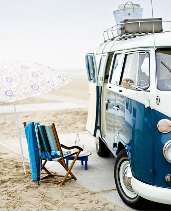 volkswagen by sea