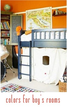 colors for boys rooms