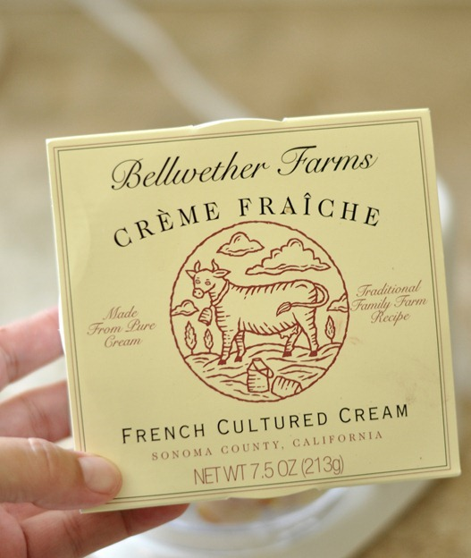 how to make creme fraiche into sour cream