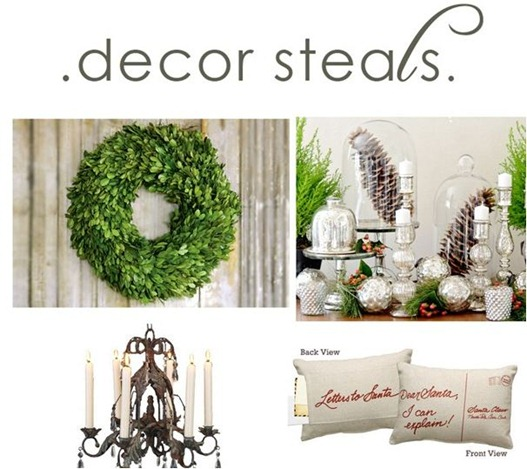 decor steals giveaway