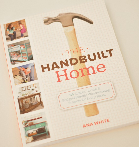 handbuilt home book