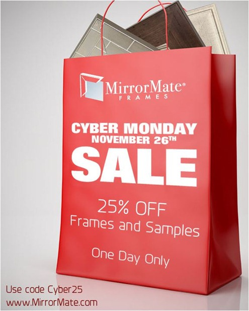 mirrormate cyber monday sale