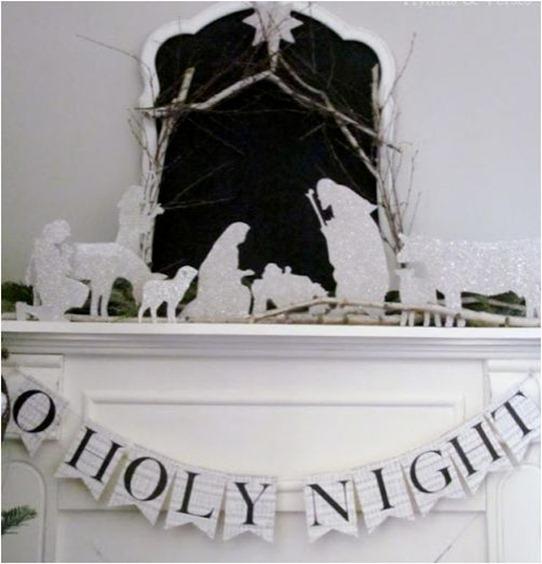 glitter nativity hymnsandverses