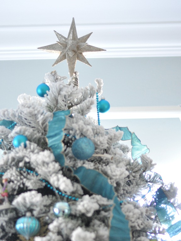moravian star tree topper